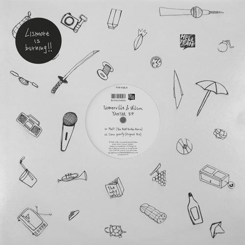 """Somerville & Watson/YANTAR EP 12"""""""