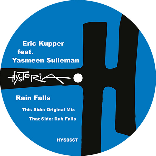 "Eric Kupper/RAIN FALLS 12"""