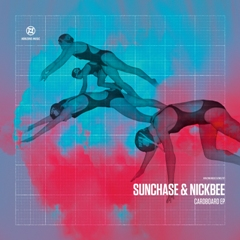 Sunchase & Nick Bee/CARDBOARD EP D12""