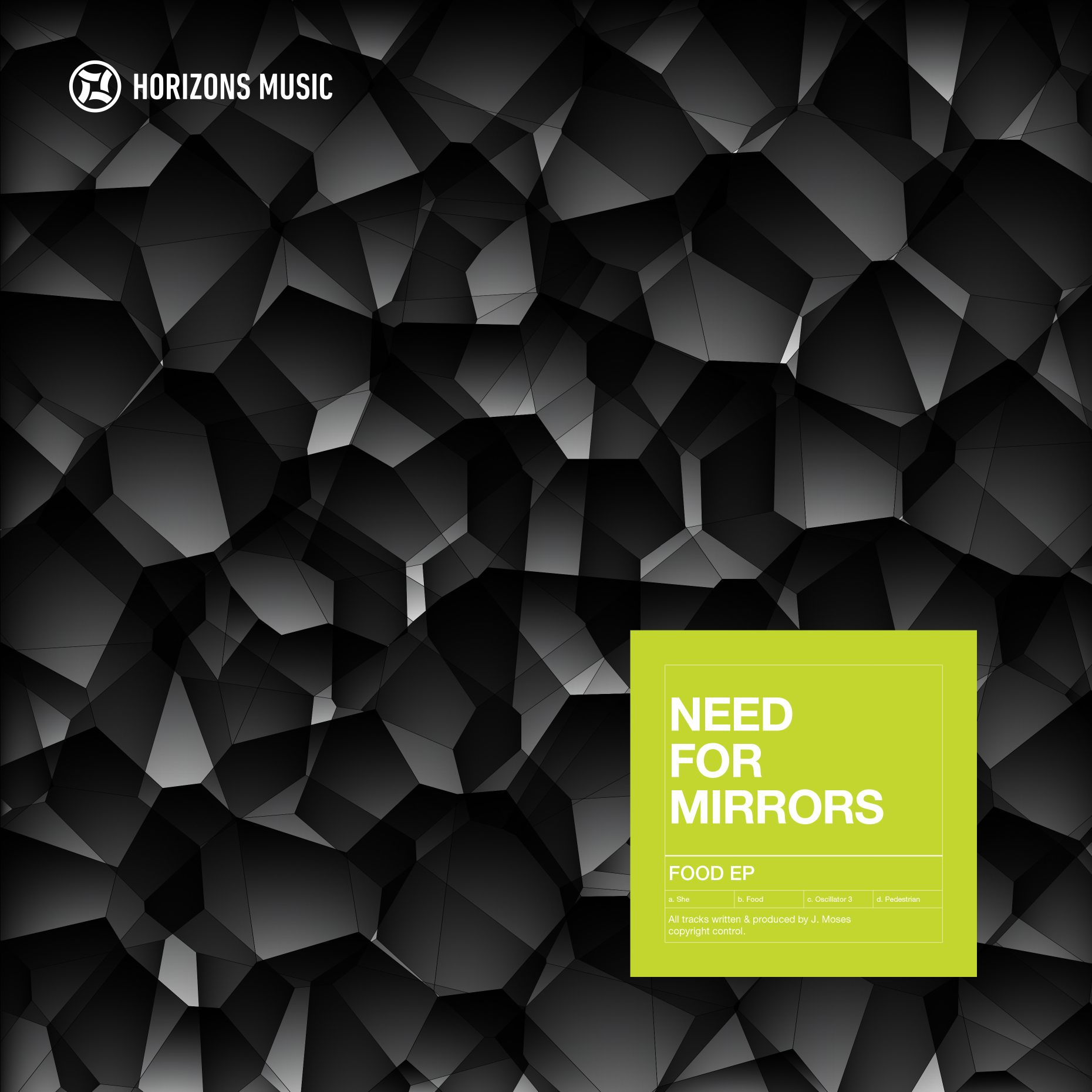 Need For Mirrors/FOOD EP D12""
