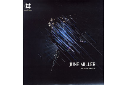 """June Miller/GIVE UP THE GHOST EP D12"""""""