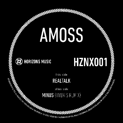 Amoss/REAL TALK 12""