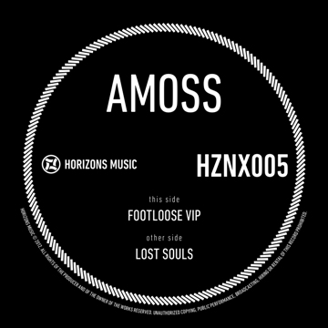 Amoss/FOOTLOOSE VIP 12""