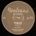 Farah/LAW OF LIFE 12""