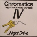 Chromatics/IV - NIGHT DRIVE CD