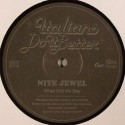 Nite Jewel/WHAT DID HE SAY 12""