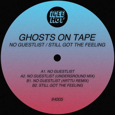 Ghosts On Tape/NO GUESTLIST 12""