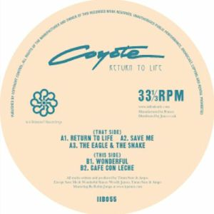 Coyote/RETURN TO LIFE EP 12""