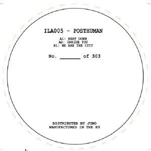 Posthuman/I LOVE ACID 005 12""