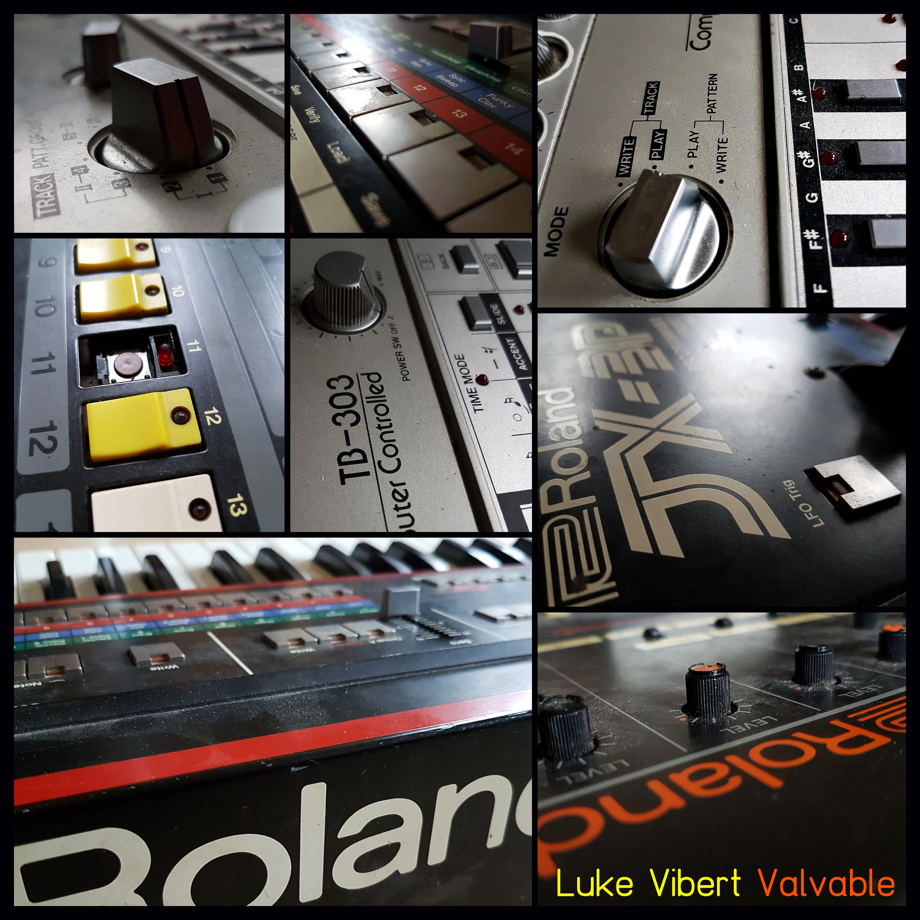 Luke Vibert/VALVABLE DLP
