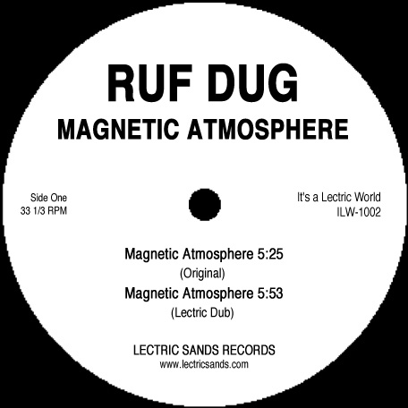 Ruf Dug/MAGNETIC ATMOSPHERE 12""