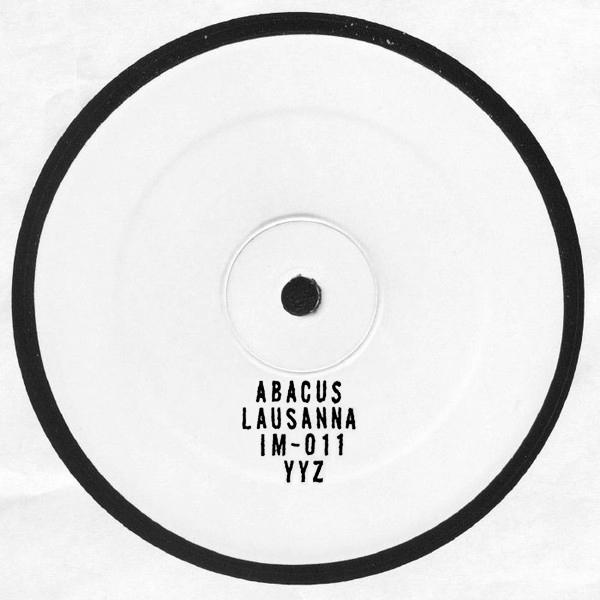 "Abacus/LAUSANNA (1-SIDED) 12"""