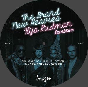 """Brand New Heavies/ILIJA RUDMAN RMX'S 12"""""""