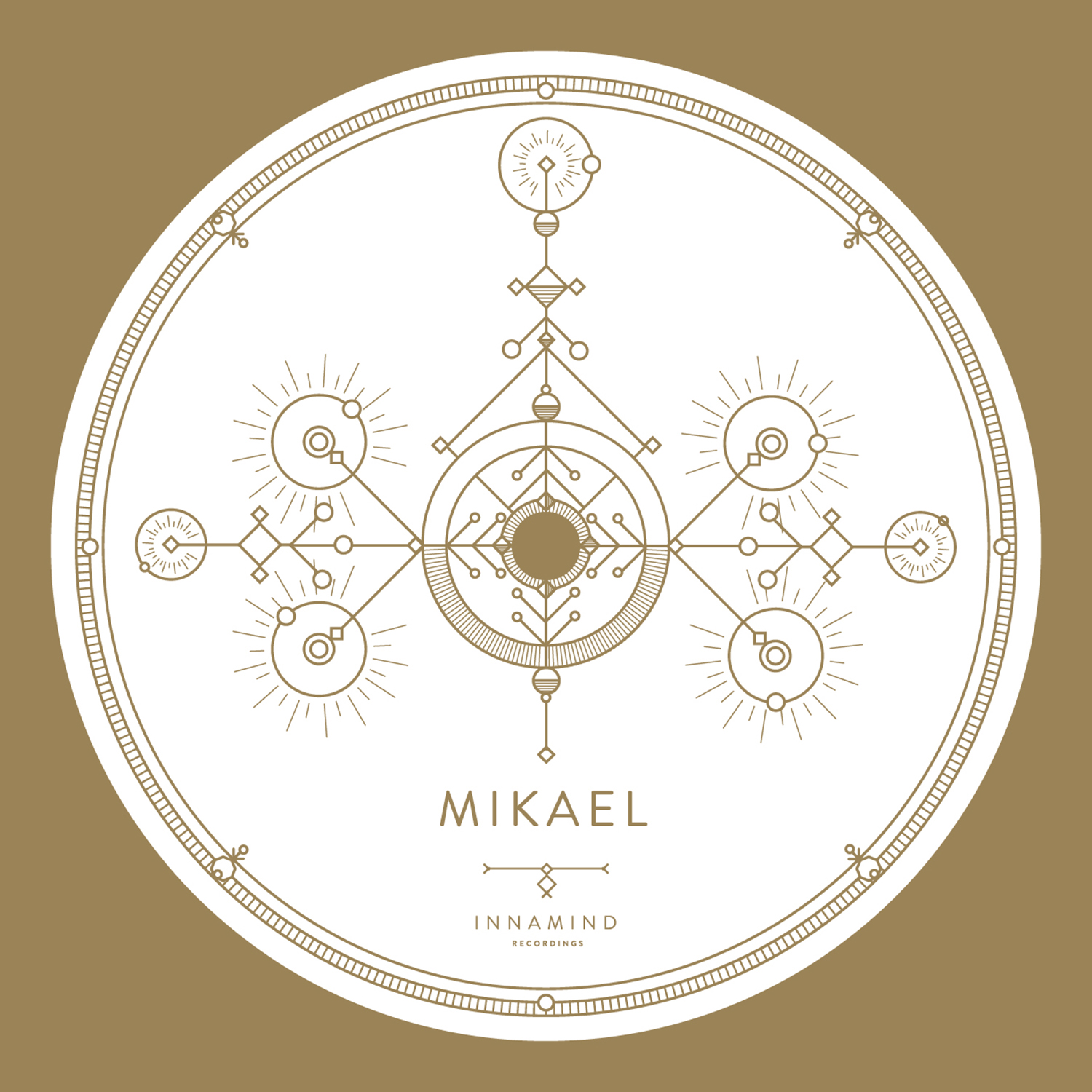 Mikael/SMILING FACE 12""