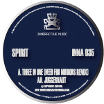 "Spirit/THREE IN ONE (N.F.M. RMX) 12"""