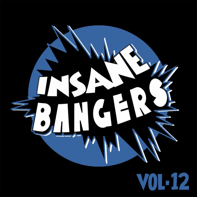 "A Skillz/INSANE BANGERS VOL. 12 12"""