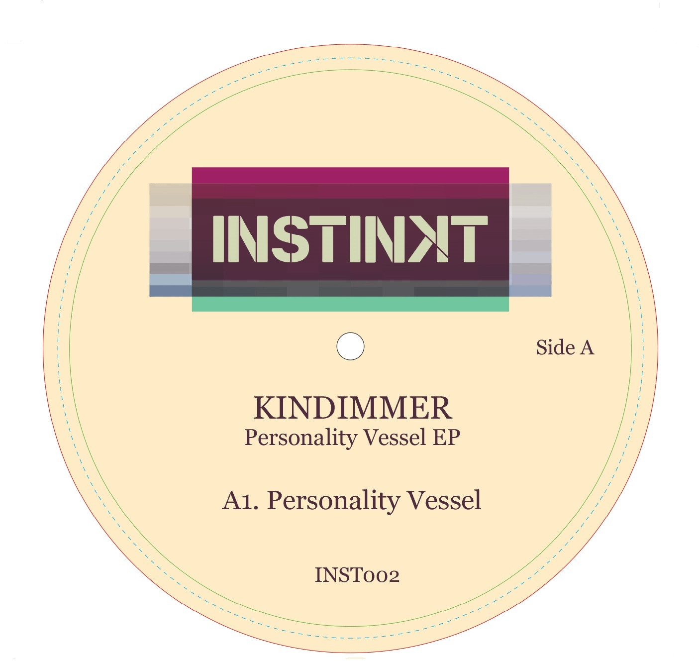 Kindimmer/PERSONALITY VESSEL 12""