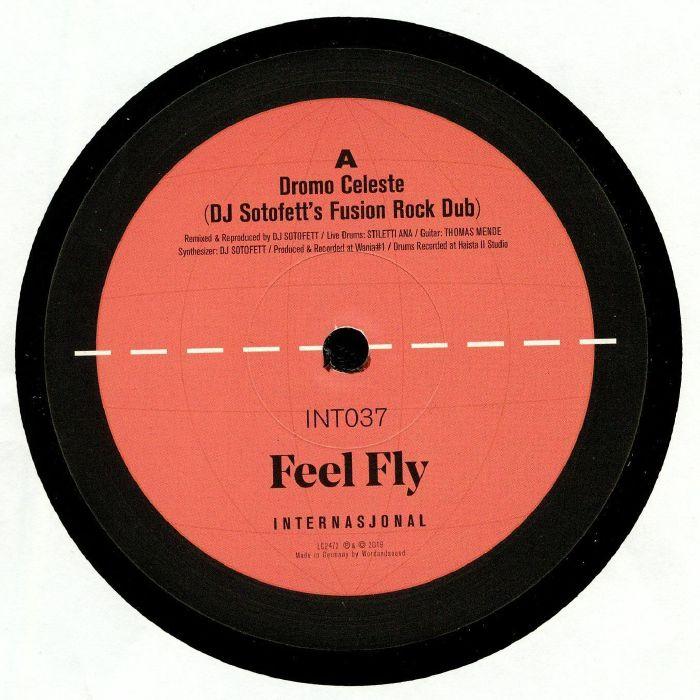 "Feel Fly/DROMO... (DJ SOTOFETT DUB) 12"""
