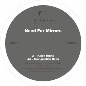 """Need For Mirrors/TRIANGULATION DELTA 12"""""""