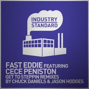 Fast Eddie/GET TO STEPPIN REMIXES 12""
