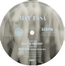 """Max Essa/HEARTACHE-FEEL IT IN YOUR.. 10"""""""