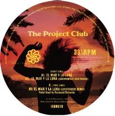 """Project Club/EL MAR Y LA LUNA 12"""""""