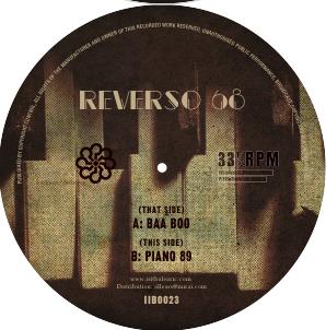 """Reverso 68/BAA BOO - PIANO 89 10"""""""