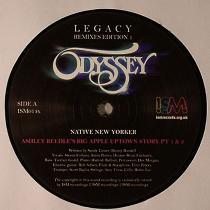 "Odyssey/LEGACY REMIXES EDITION 1 12"""