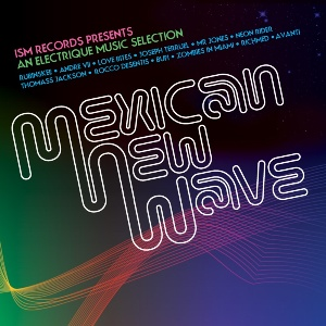 Various/MEXICAN NEW WAVE CD