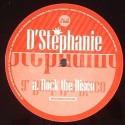 """D'Stephanie/ROCK THE DISCO 12"""""""