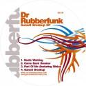 """Dr. Rubberfunk/SUNSET BREAKUP EP 12"""""""