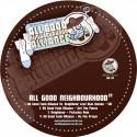 "All Good Neighbourhood Alliance/EP 12"""
