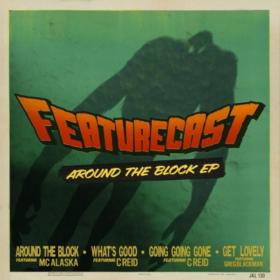 Featurecast/AROUND THE BLOCK EP 12""