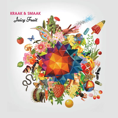 Kraak & Smaak/JUICY FRUIT CD