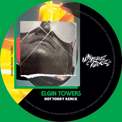 Smoove & Turrell/ELGIN TOWERS 12""