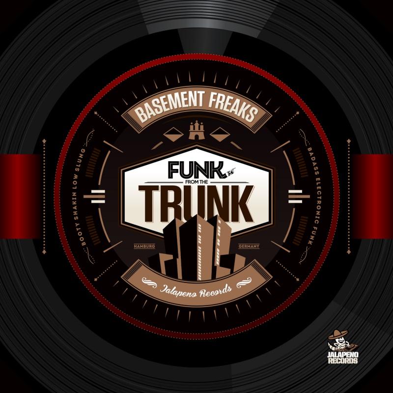 Basement Freaks/FUNK FROM THE TRUNK CD