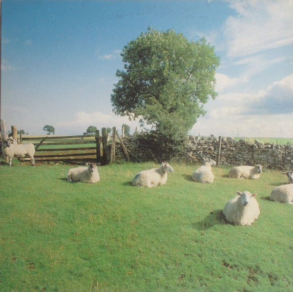 KLF/CHILL OUT ALBUM (CLEAR) LP