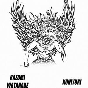 "Kazumi Watanabe/GARUDA (KUNIYUKI RX) 12"""