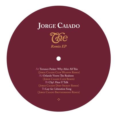 "Various/THE REMIX EP (JORGE CAIADO) 12"""