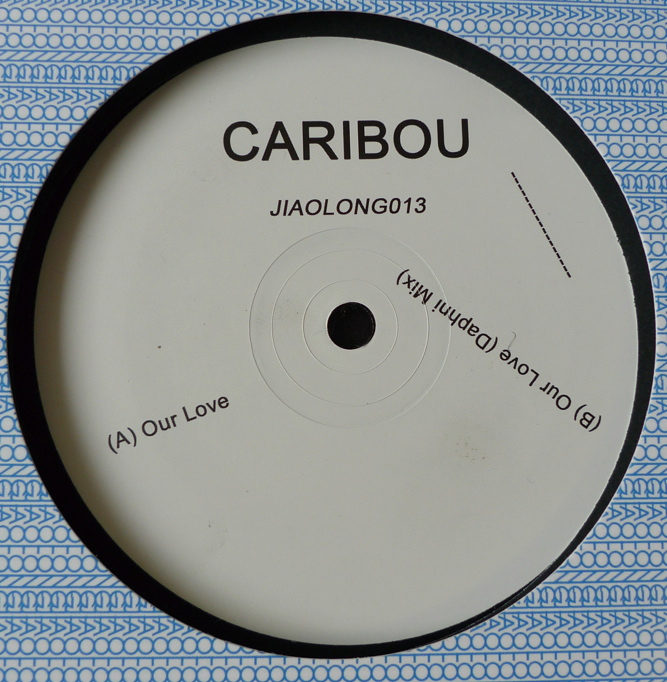 Caribou/OUR LOVE (DAPHNI MIX) 12""