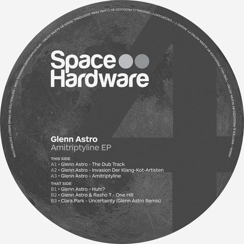 "Glenn Astro/AMITRIPTYLINE EP 12"""
