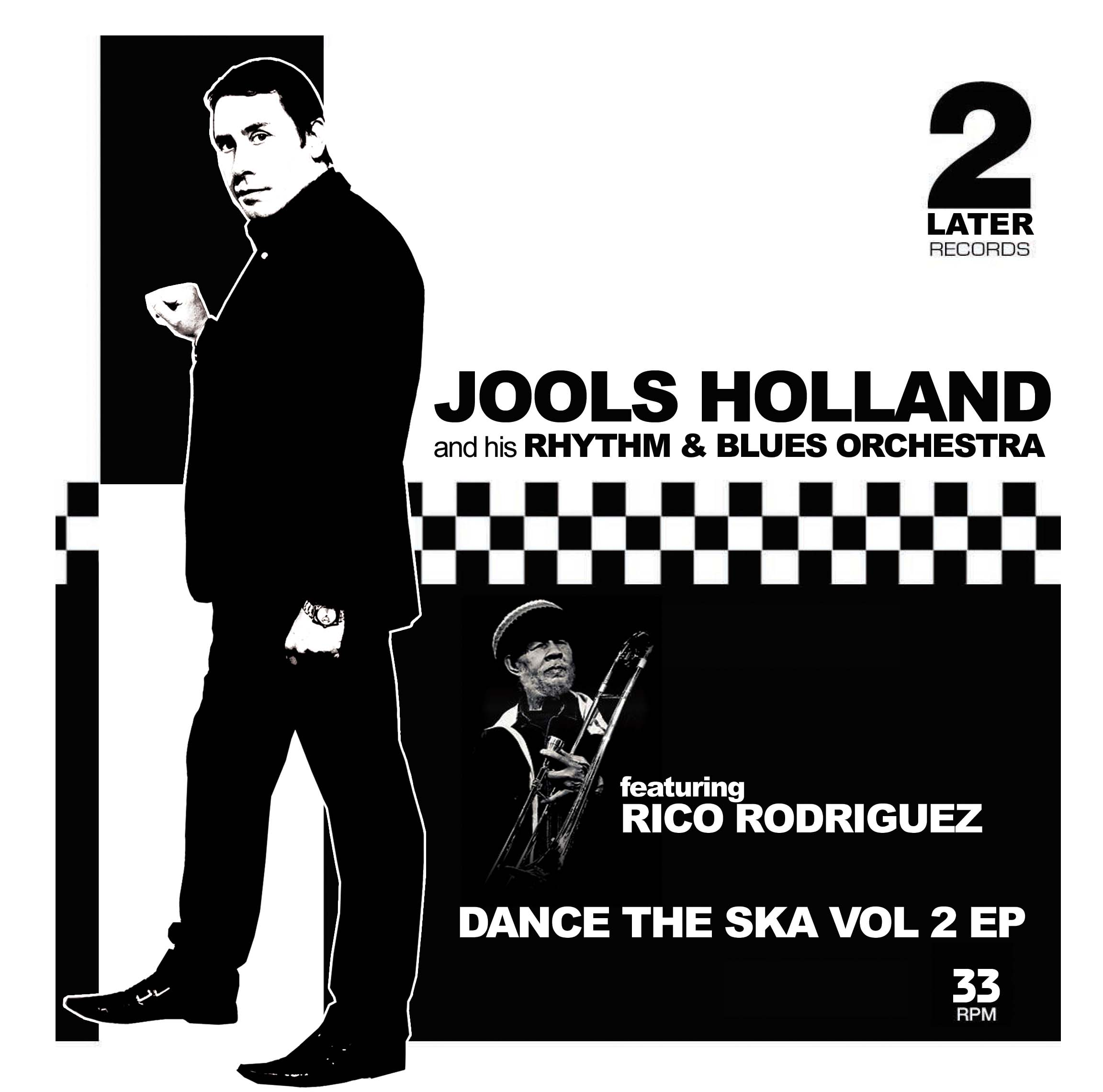Jools Holland/DANCE THE SKA VOL 2 7""
