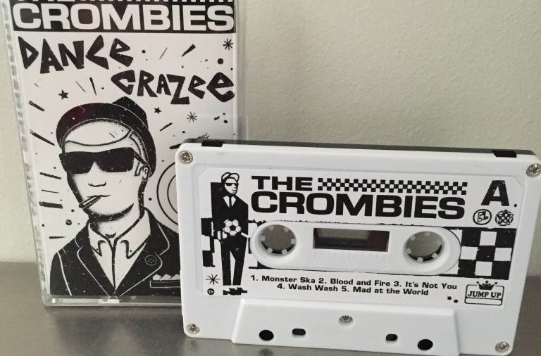 Crombies/DANCE CRAZEE (+DL) TAPE