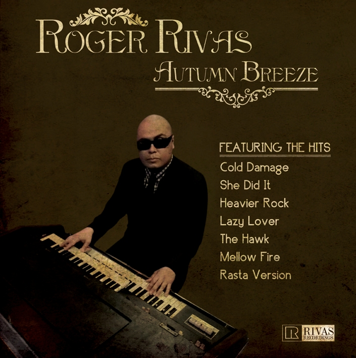Roger Rivas(Aggrolites)/AUTUMN BREEZE LP