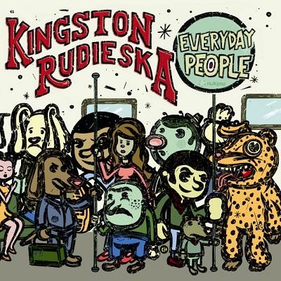 Kingston Rudieska/EVERYDAY PEOPLE LP