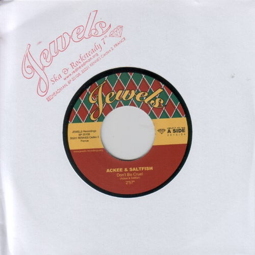 Ackee & Saltfish/TWO WOMAN'S 7""