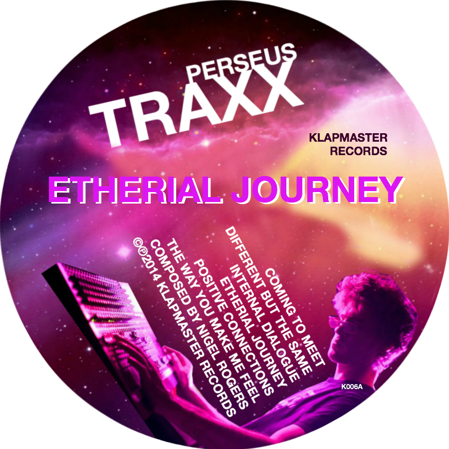 """Perseus Traxx/ETHEREAL JOURNEY 12"""""""