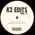 """Jill Scott/MY LOVE K2 EDITS VOL. 3 12"""""""