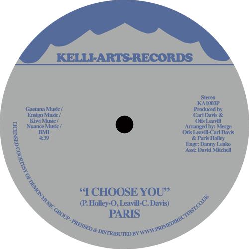 """Paris/I CHOOSE YOU -RSD 12"""""""