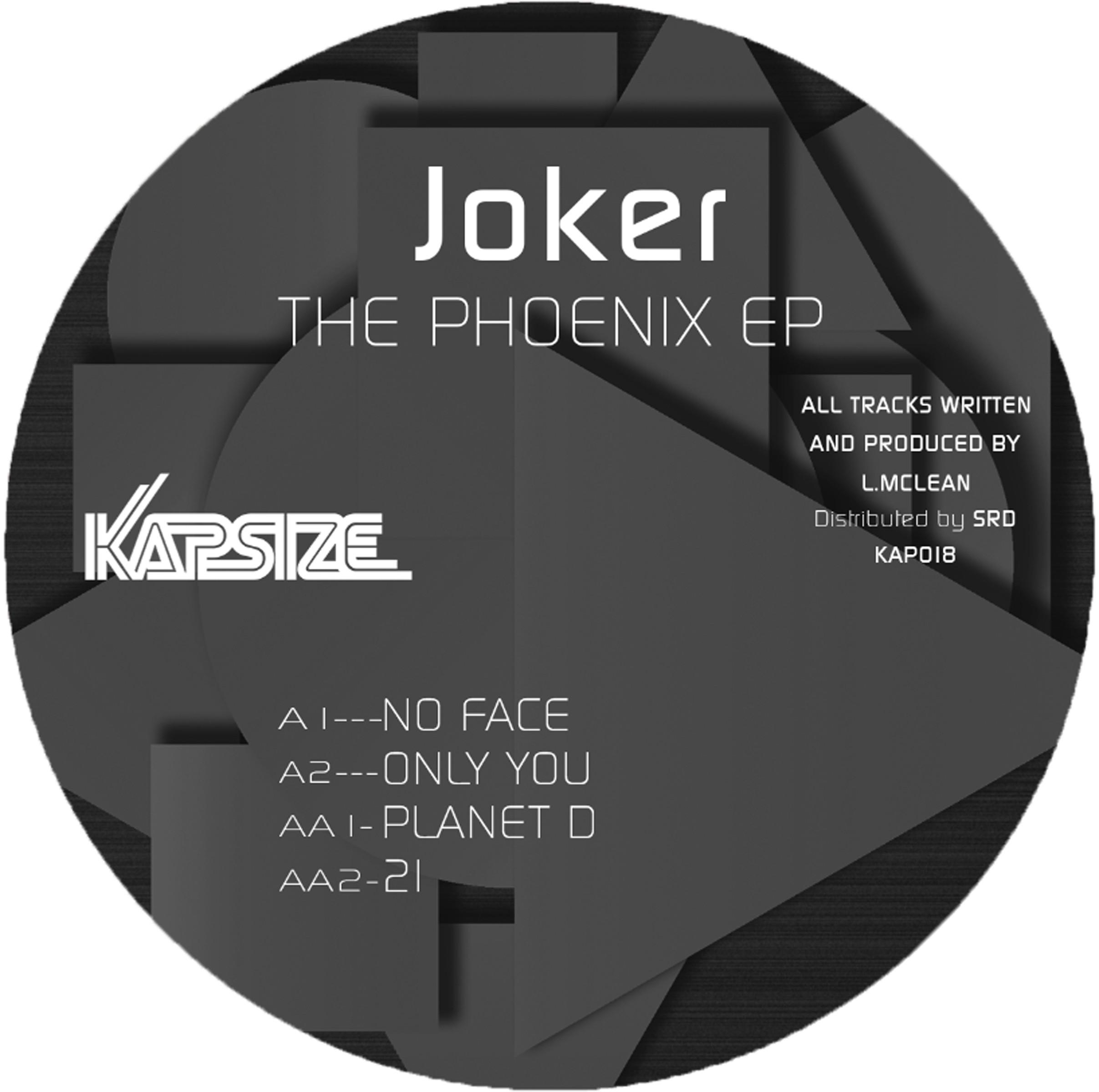"Joker/THE PHOENIX EP 12"""